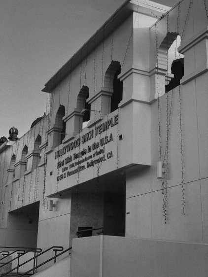 Hollywood Sikh Temple, Feb 2019
